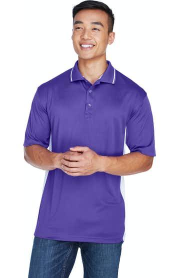 UltraClub 8406 Purple/ White