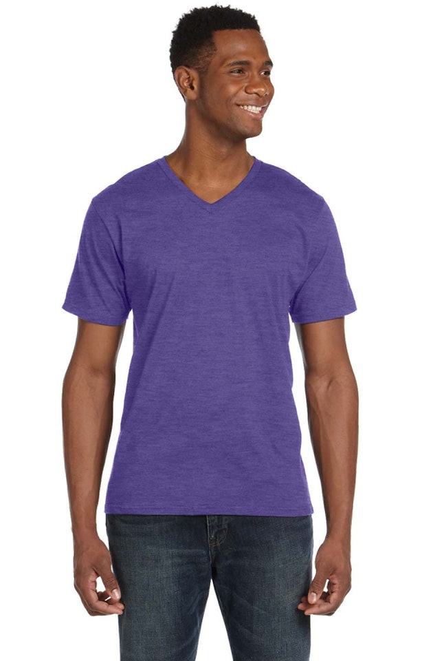 Anvil 982 Heather Purple