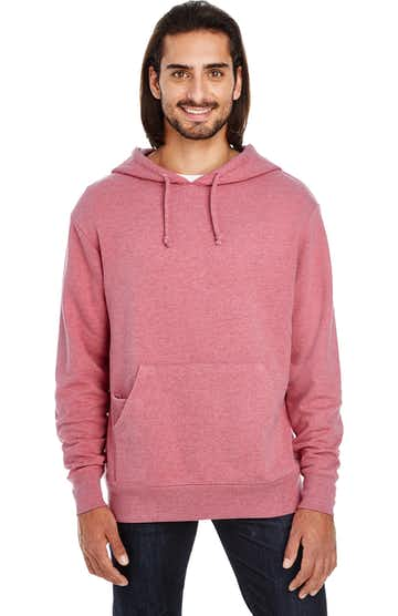 Threadfast Apparel 321H Cardinal Heather