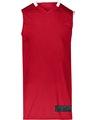 Augusta Sportswear 1731AG Red / White