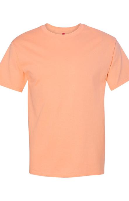 Hanes 5250T Candy Orange