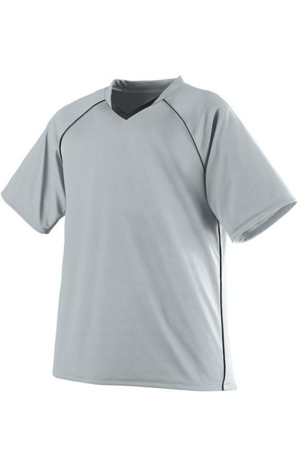 Augusta Sportswear 215 Silver / Black