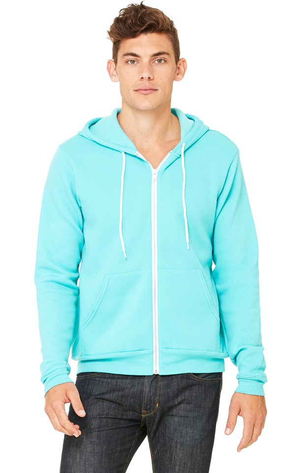Bella + Canvas 3739 Teal