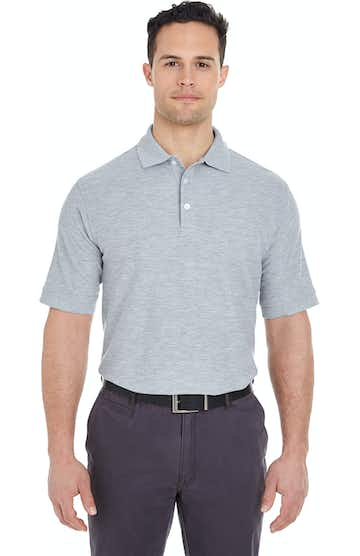 UltraClub 7510 Heather Grey