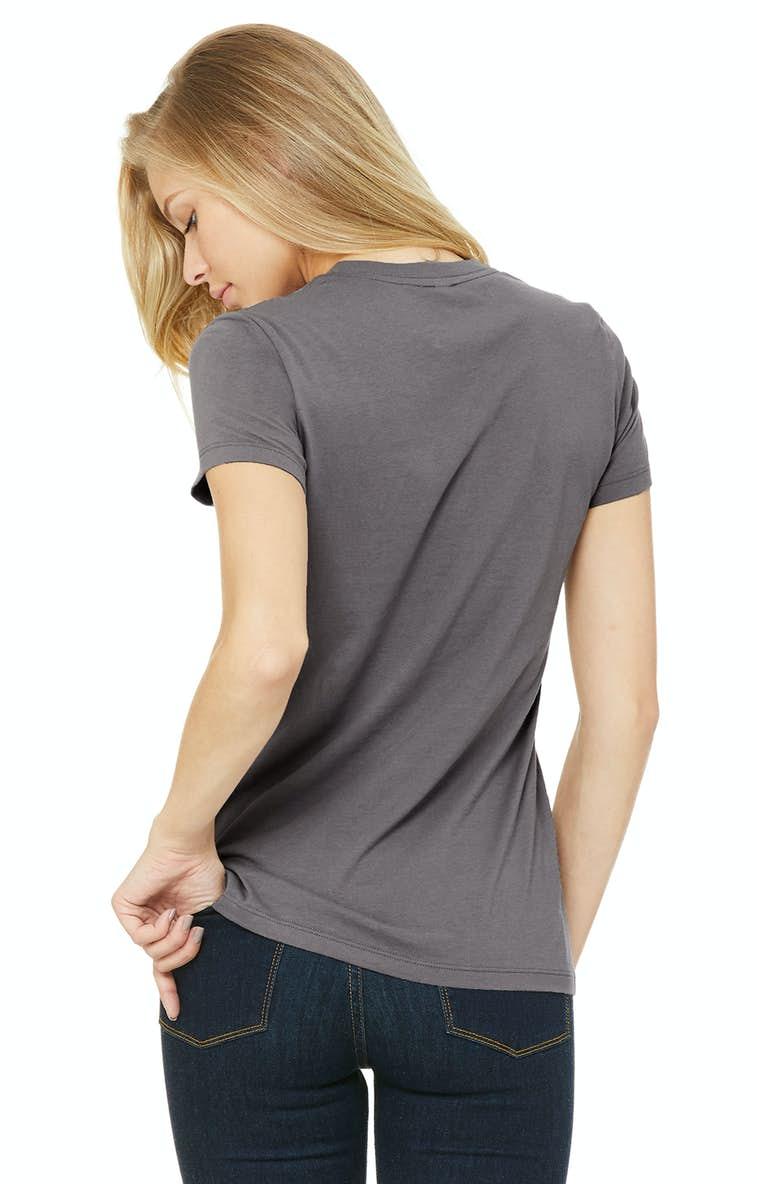 54408058 Bella+Canvas 6004 Ladies' The Favorite T-Shirt - JiffyShirts.com