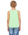 Bella + Canvas 3480Y Neon Green