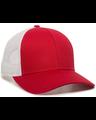 Outdoor Cap OC770 Red / White
