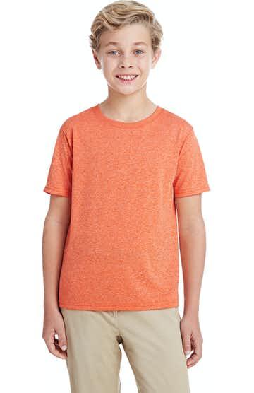 Gildan G460B Hthr Sprt Orange