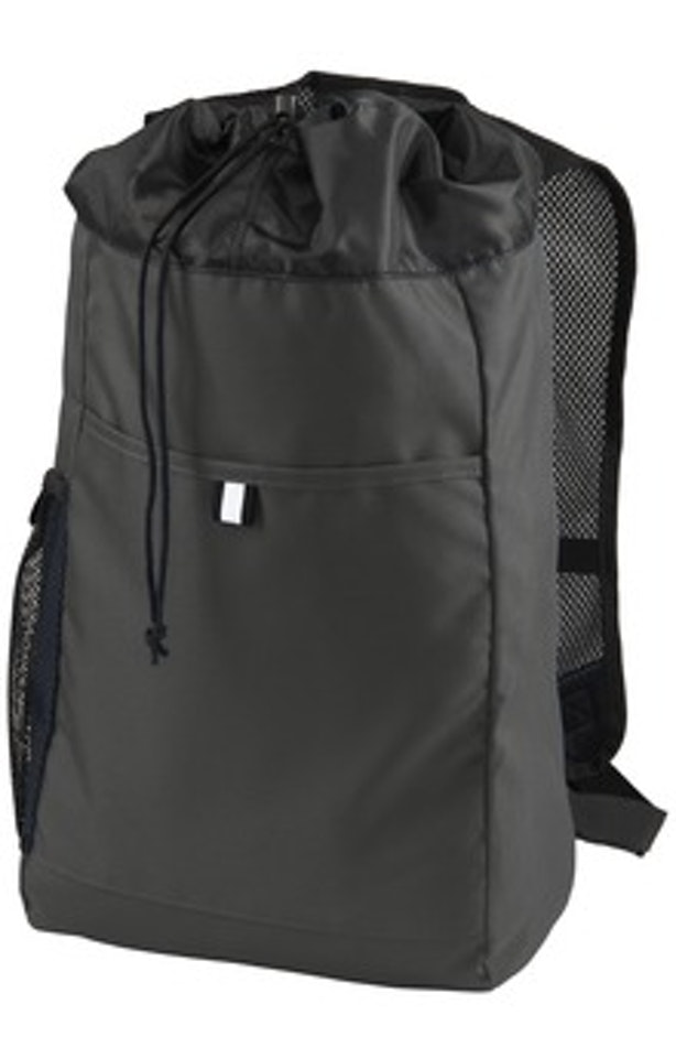 Port Authority BG211 Dark Charcoal / Black