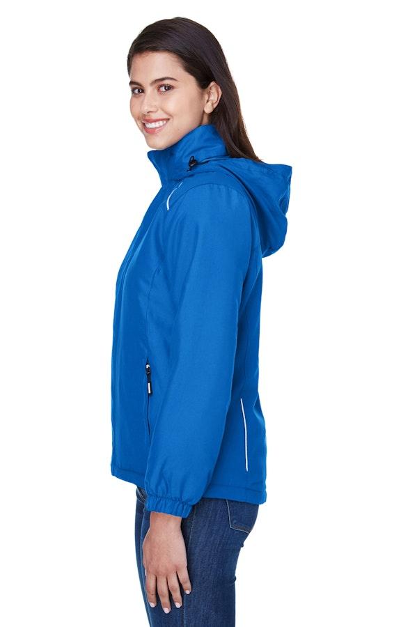 6def256f733 Ash City - Core 365 78189 True Royal Ladies' Brisk Insulated Jacket