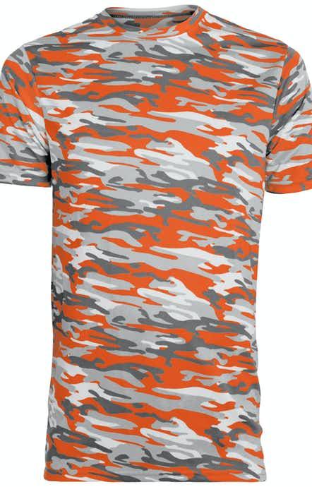 Augusta Sportswear 1805 Orange Mod