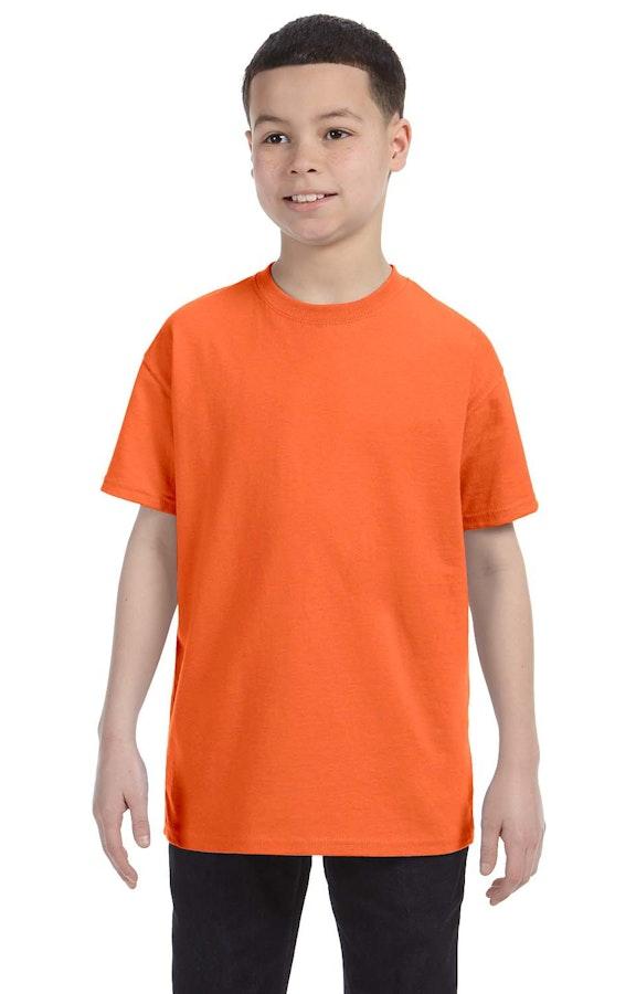 Jerzees 29B Tennessee Orange