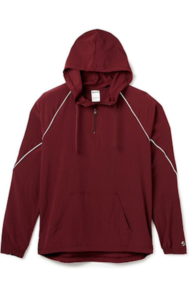Soffe S1027YP Maroon