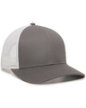Outdoor Cap OC770 Charcoal / White