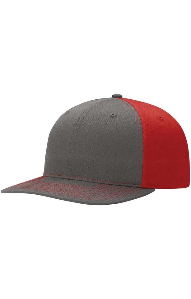 Richardson 312J1 Charcoal / Red