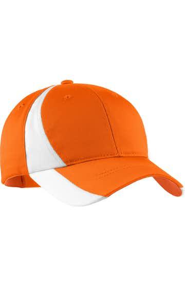 Sport-Tek STC11 Orange / White