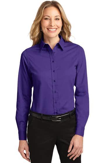 Port Authority L608 Purple