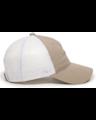 Outdoor Cap FWT-130 Khaki / White