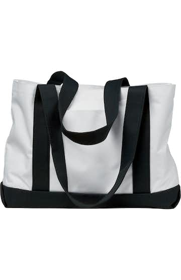 Liberty Bags 7002 White/Black