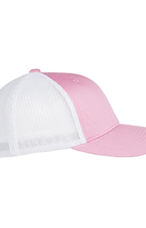 Flexfit 6511 Pink/White