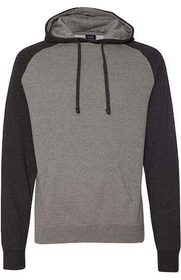 Independent Trading IND40RPJ1 Gunmetal Heather / Charcoal Heather