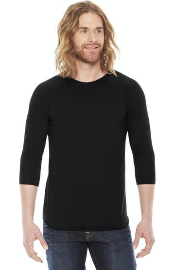 American Apparel BB453W Black