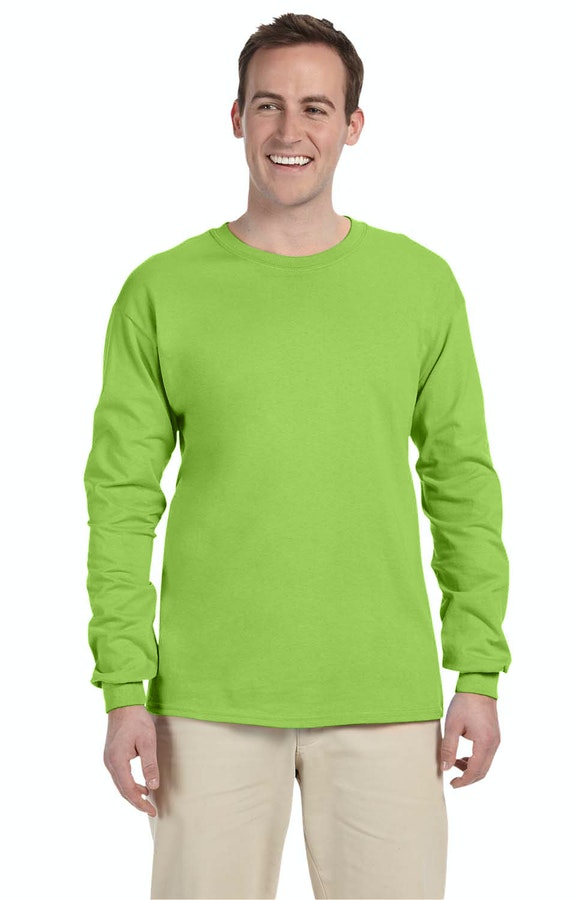 Fruit of the Loom 4930 Neon Green