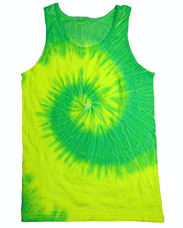 Tie-Dye CD3500 Flo Yellow/Lime