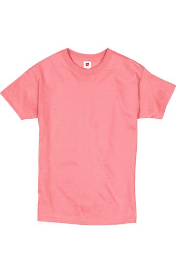 Hanes 5480 Safety Pink