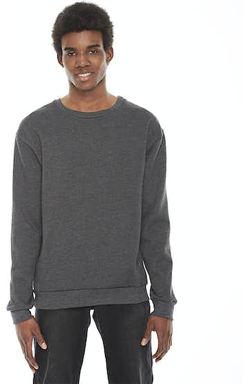 American Apparel F496W Dk Heather Grey