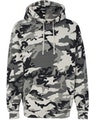 Independent Trading IND4000J1 Snow Camo
