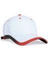 Pacific Headwear 0416PH White/Orange