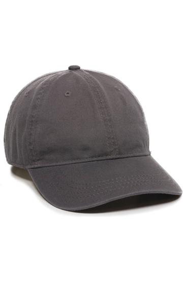 Outdoor Cap GWT-111 Charcoal