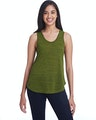 Threadfast Apparel 204LT Olive Blizzard