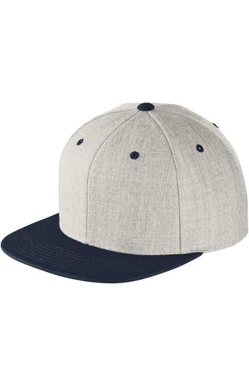 Sport-Tek STC19 Heather / True Navy