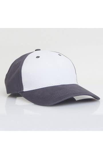 Pacific Headwear 0101PH White/Graphite