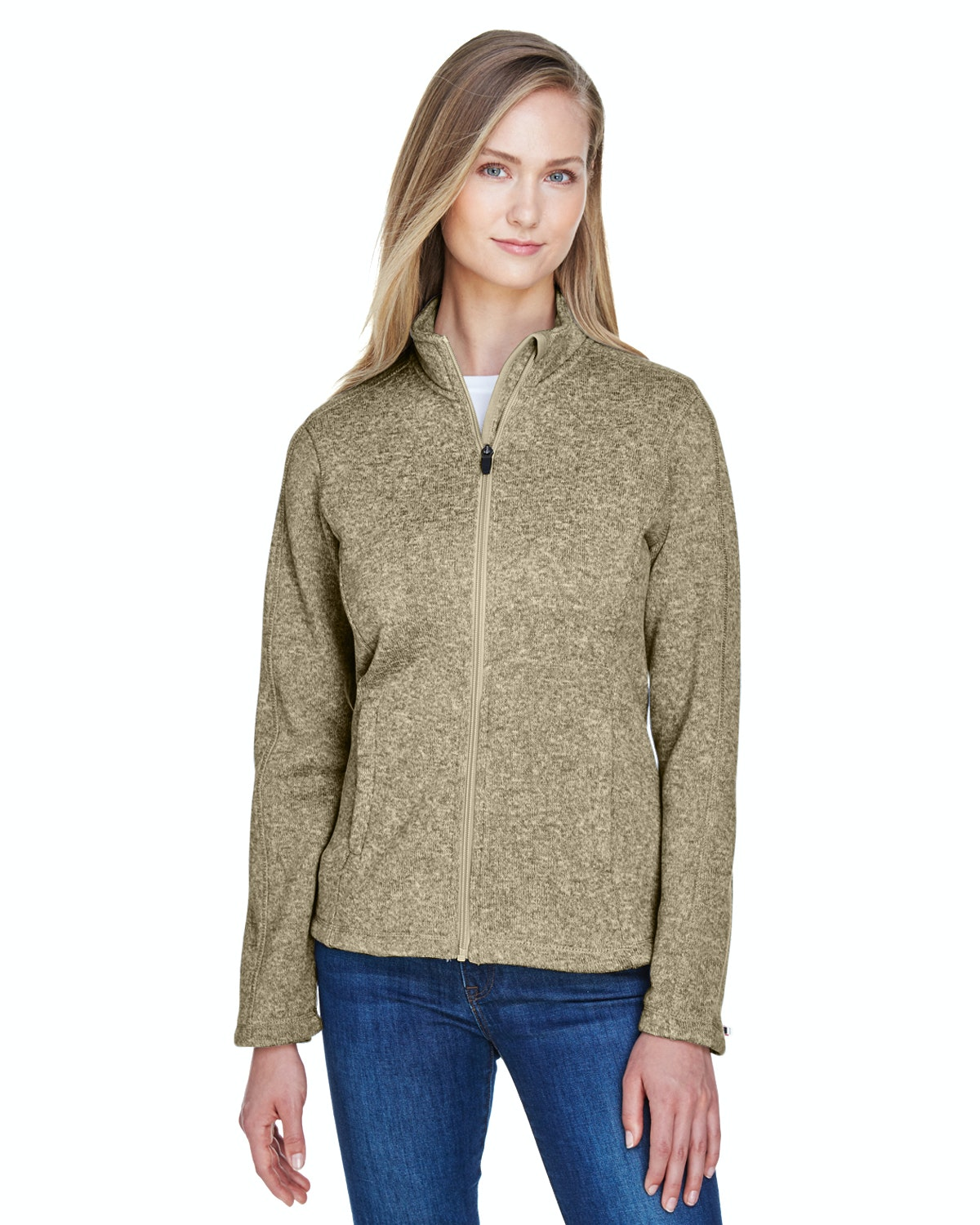 DG793W - Khaki Heather