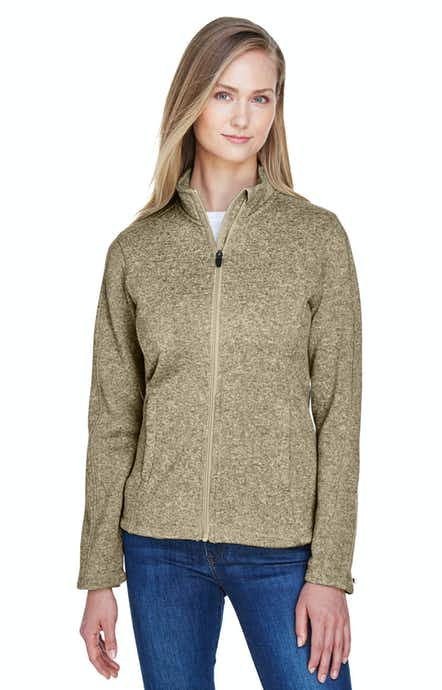 Devon & Jones DG793W Khaki Heather