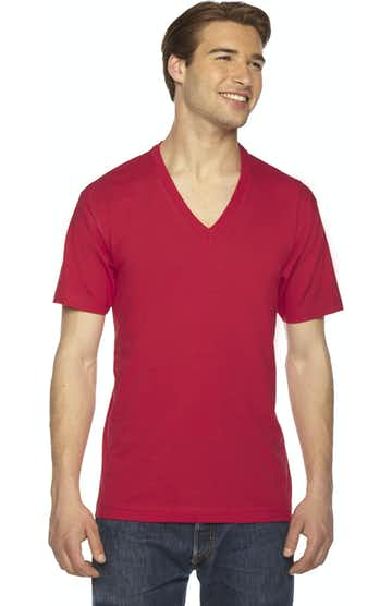 American Apparel 2456 Red