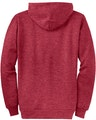 Port & Company PC78ZH Heather Red