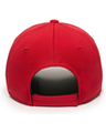 Outdoor Cap MWS50 White / Red / Red