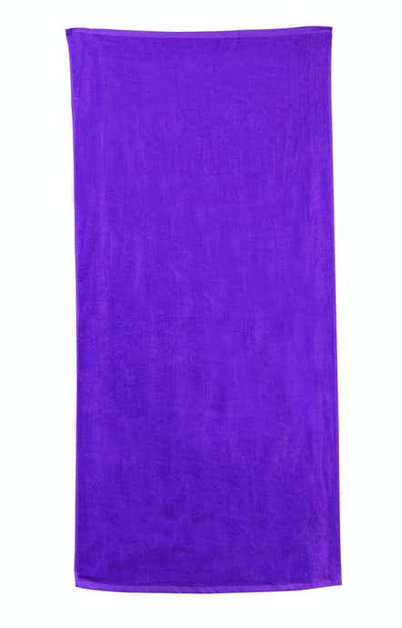 Carmel Towel Company C3060 Purple