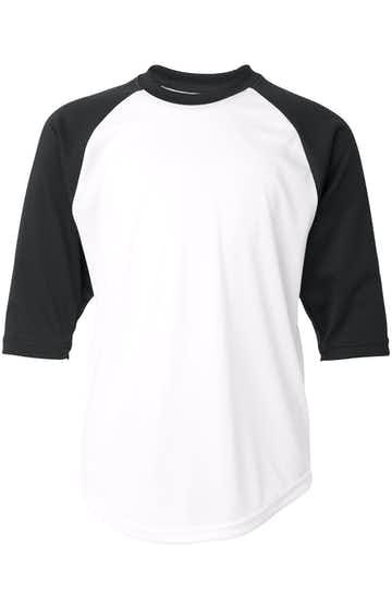 Badger 2133 White / Black