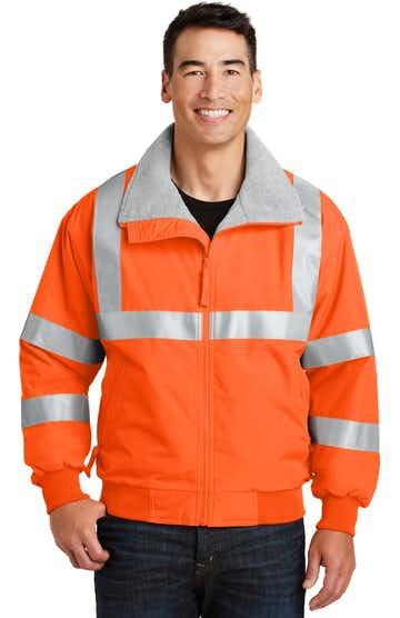 Port Authority SRJ754 Safety Orange