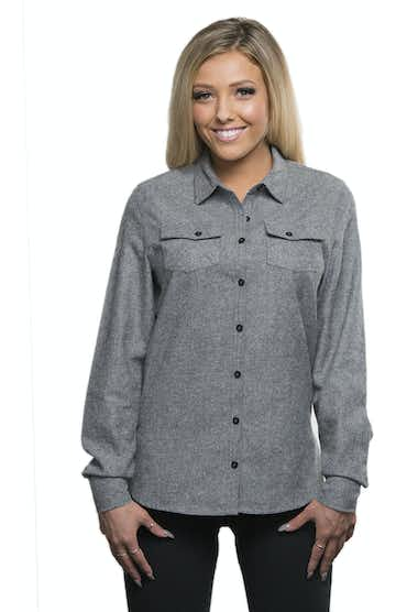 Burnside B5200 Heather Grey