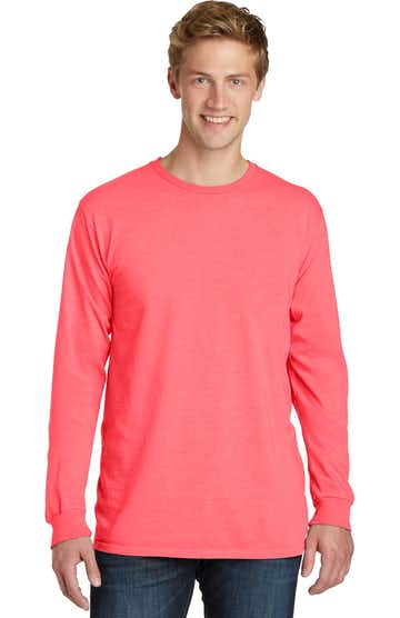 Port & Company PC099LS Neon Coral
