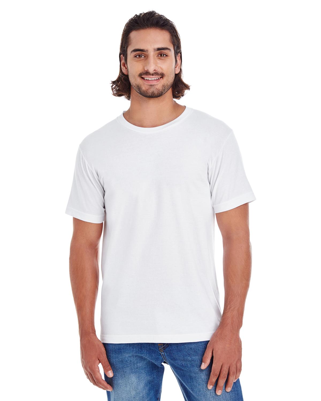 American Apparel Womens Organic Fine Jersey Crewneck Short Sleeve T-Shirt