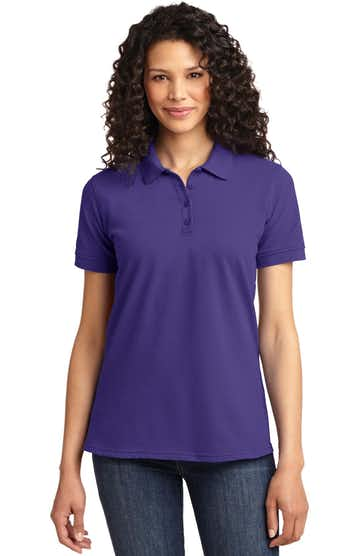Port & Company LKP155 Purple