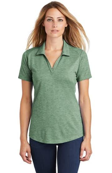 Sport-Tek LST405 Forest Green Heather