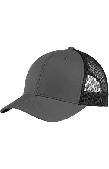 Sport-Tek STC39 Graphite Gray / Black
